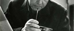 portrait, hans hartung, Hans Hartung, art moderne, modern art, abstrait, abstraction lyrique, abstract, peinture, painting