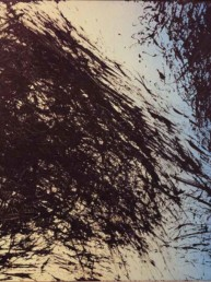 hans hartung, p1980-e3, Galerie d'art Cannes, Galerie Hurtebize, art moderne, modern art, abstraction lyrique, art abstrait, lyrical abstraction, peinture, painting