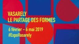 victor vasarely, galerie hurtebize, centre pompidou, retrospective vasarely, art moderne, modern art, abstraction géométrique, geometric abstraction, peinture, painting