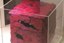 bezzina bernard, altuglass cube, sculpture bezzina, Galerie d'art Cannes, Galerie Hurtebize, art moderne, modern art, art figuratif, figurative art, peinture, painting