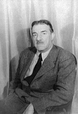 Portrait de Fernand Leger