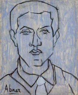 abner, raymond abner, Galerie d'art Cannes, art contemporain, contemporary art, art figuratif, figurative art, peinture, painting, Galerie Hurtebize,