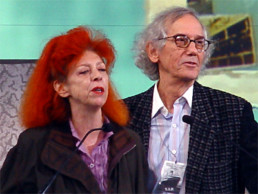 christo, jeanne-claude, art contemporain, contemporary art, monumental art