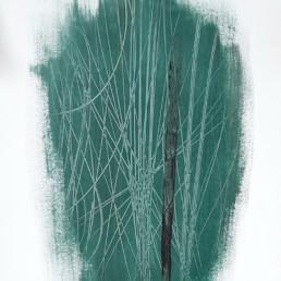 Hans Hartung, Hans Hartung, art moderne, modern art, abstrait, abstraction lyrique, abstract, peinture, painting, T1960-19