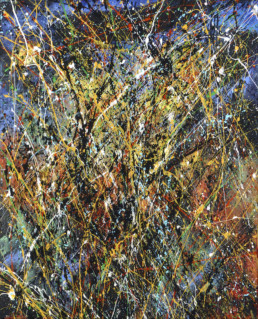multicolore, peinture, painting, art contemporain, contemporary art, gallery, galerie d'art cannes, galerie hurtebize