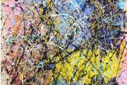 contemporary art,art contemporain,gallery,galerie, tachisme, tachism, colors, couleurs, dripping