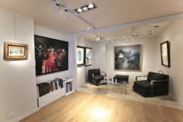Espace dédié aux maîtres de l'art moderne