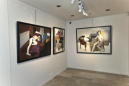 Espace dédié à l'artiste contemporain Michel Mousseau