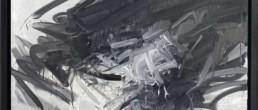 Huile sur toile de 1963 d'André Marfaing