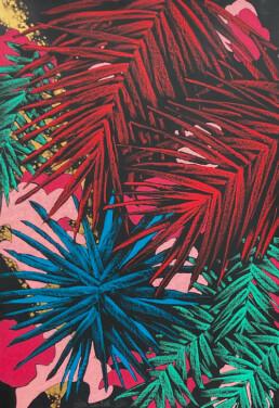 Oeuvre Oct 20 de Julien Colombier artiste contemporain